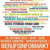 24.10.2015 – Berufsinfomarkt